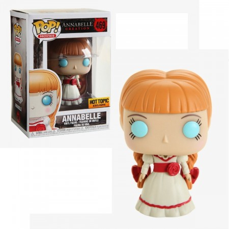 Funko Pop! Annabelle - Exclusivo Hottopic - Annabelle - #469