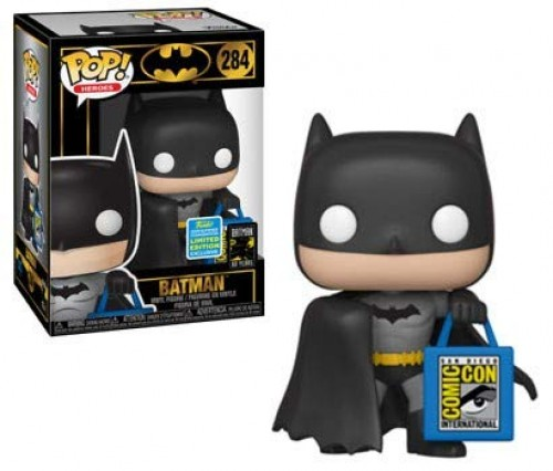Funko Pop! Batman - Exc Sdcc-DC Super Heroes-284