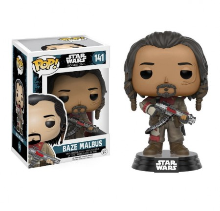 Funko Pop! Baze Malbus - Star Wars - #141