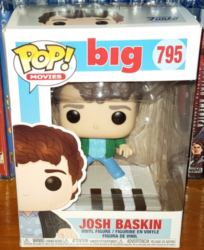 Funko Pop! Big - Josh Baskin-big-795