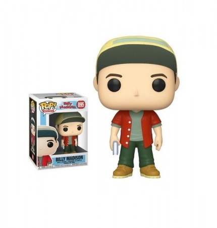 Funko Pop! Billy Madison Adam Sandler-Billy Madson-895