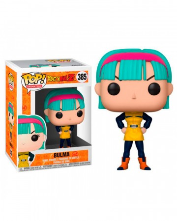 Funko Pop! Bulma-Dragon Ball Z-385