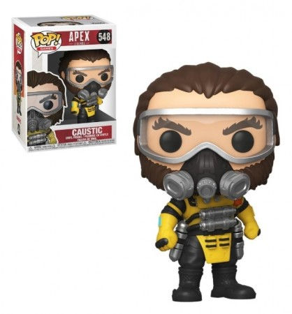 Funko Pop! Caustic-Apex Legends-548