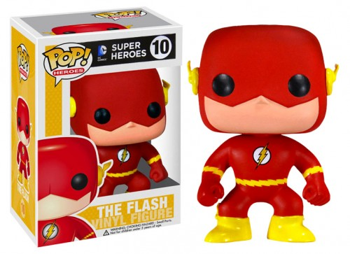 Funko Pop! Dc - The Flash-DC Super Heroes-10