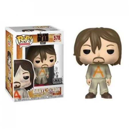 Funko Pop! Daryl Dixon: The Walking Dead (exclusivo)-Stranger Things-578