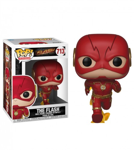 Funko Pop! Dc Comics - Flash - The Flash-Dc Comics-713
