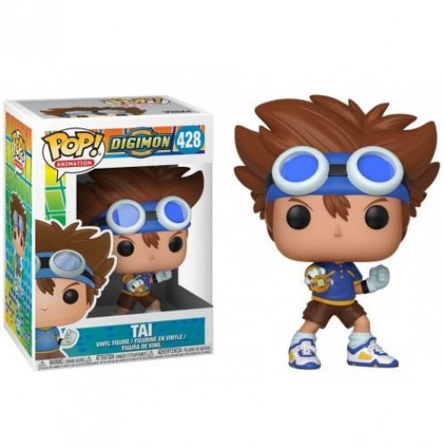 Funko Pop! Digimon - Tai-Digimon-428
