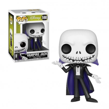 Funko Pop! Disney: Nightmare Before Christmas - Vampire Jack-Nightmare Before Christmas-598