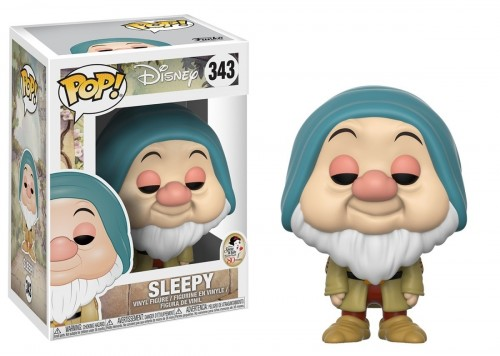 Funko Pop! Disney: Snow White - Sleepy-Disney-343