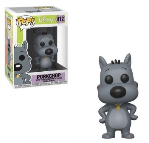 Funko Pop! Disney Doug Funnie Costelinha - Disney - #412