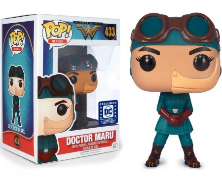 Funko Pop! Doctor Maru-Wonder Woman-433