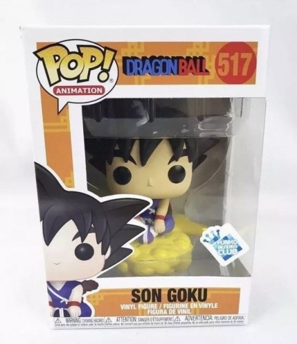 Funko Pop! Dragon Ball Son Goku-Dragon Ball-517