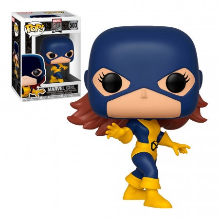 Funko Pop! First Appearance X-men #1 - Marvel Girl-Marvel 80 Years-503
