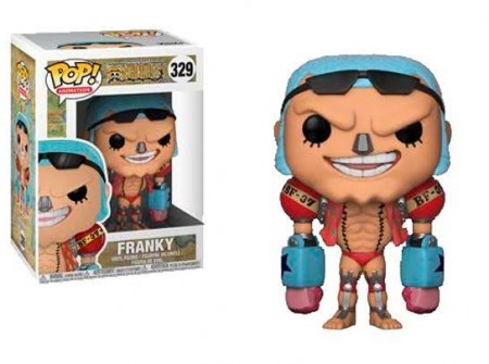 Funko Pop! Franky-One Piece-329