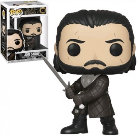 Funko Pop! Game Of Thrones: Jon Snow-Game Of Thrones-80