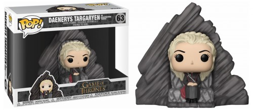 Funko Pop! Game Of Thrones - Daenerys On Dragonstone Throne-Game of Thrones-63