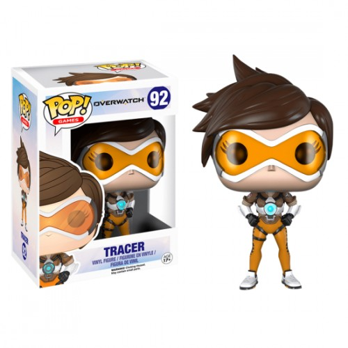 Funko Pop! Games - Overwatch - Tracer-Overwatch-92