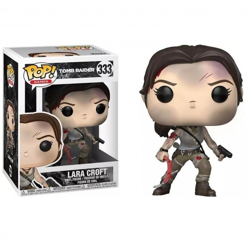 Funko Pop Lara Croft - Tomb Raider - #333