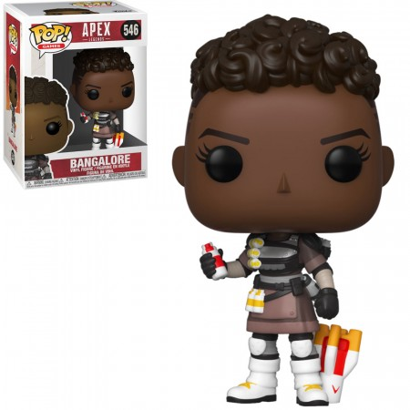 Funko Pop! Games: Apex Legends - Bangalore - Apex Legends - #546