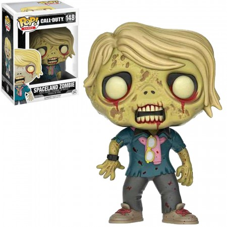 Funko Pop! Games: Call Of Duty - Spaceland Zombie - Call Of Duty - #148