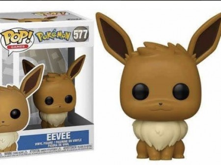 Funko Pop! Games Pokémon: Eevee-Pokemon-577