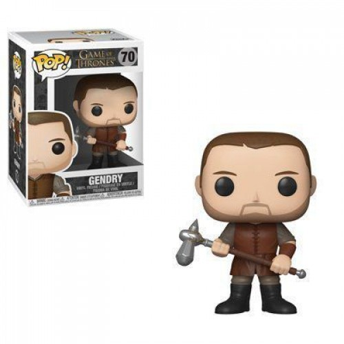 Funko Pop! Gendry - Game of Thrones - #70