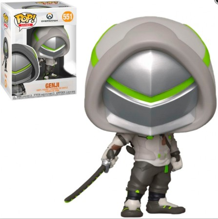 Funko Pop! Genji-Overwatch-551