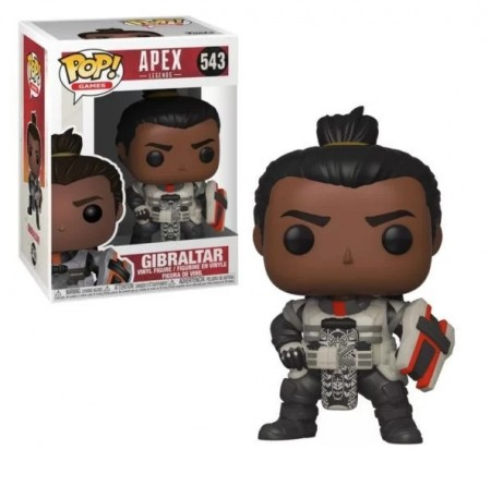 Funko Pop! Gibraltar-Apex Legends-543