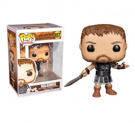 Funko Pop! Gladiador - Gladiator - Maximus-Gladiator-857