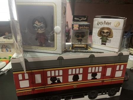 Funko Pop! Harry Potter: Mystery Box ( Box 3x1)-Harry Potter-5