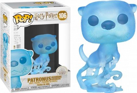 Funko Pop  Harry Potter- Patronus Hermione Granger 106-Harry Potter-106