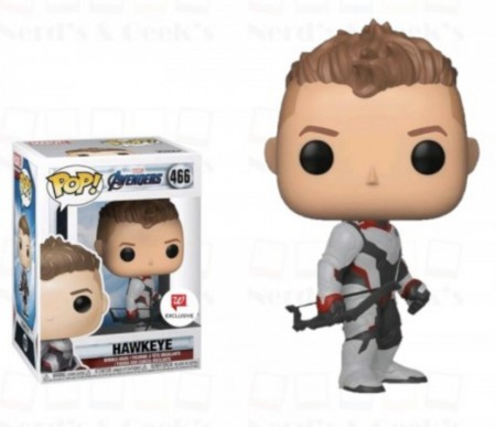 Funko Pop! Hawkeye Exclusive Walgreens-Avengers Endgame-466