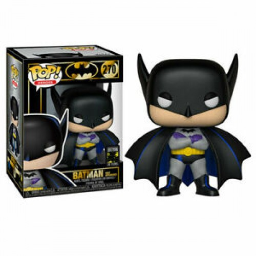 Funko Pop! Heroes - Batman #270 80th Anniversary-batman-1