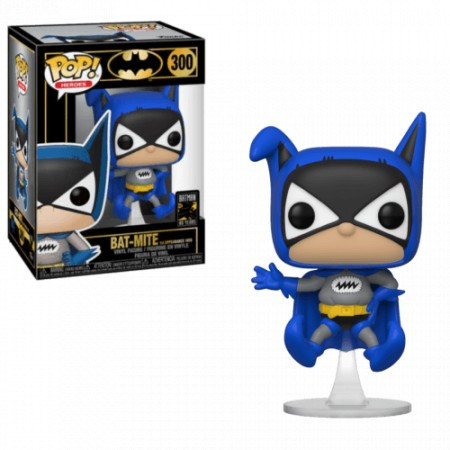 Funko Pop! Heroes: Batman 80 Years - Bat-mite 1st Appearance 1959-Dc Comics-300