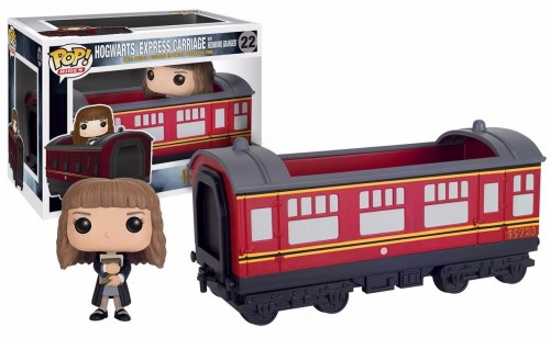 Funko Pop! Hogwarts Express Carriage With Hermione-Harry Potter-22