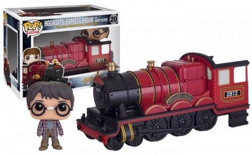Funko Pop! Hogwarts Express Engine With Harry Potter-Harry Potter-20