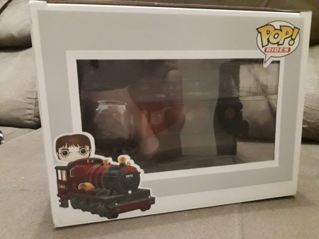 Funko Pop! Hogwarts Express Engine With Harry Potter - Harry Potter - #20