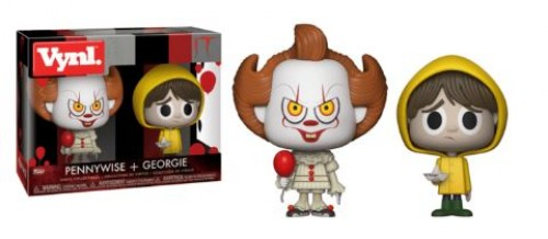 Funko Pop! It Pennywise Gerogie Vinyl-IT A Coisa-1