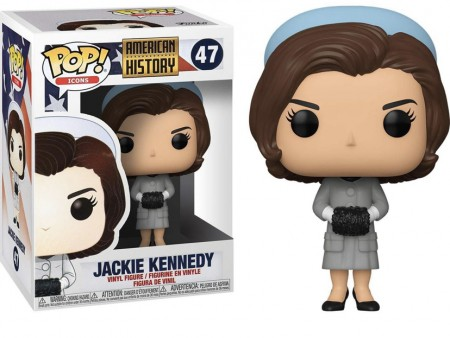Funko Pop! Icons - American History - Jackie Kennedy-Icons-47