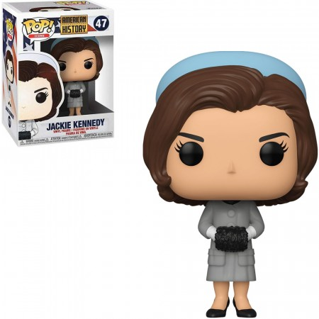 Funko Pop! Icons: American History - Jackie Kennedy - Icons - #46