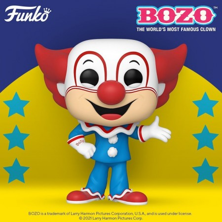 Funko Pop! Icons: Bozo The Clown-ID Icon-1