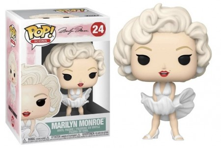 Funko Pop! Icons: Marilyn Monroe-Icons-24
