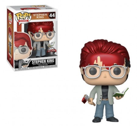 Funko Pop! Icons: Stephen King With Axe Special Edition-Icons-44