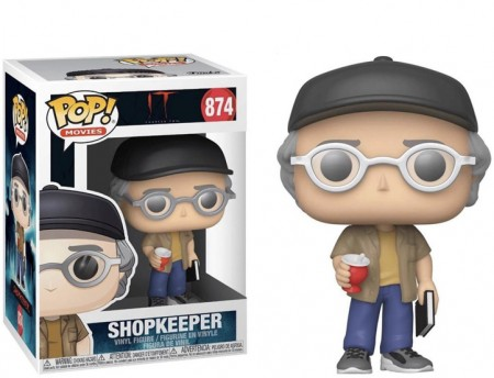 Funko Pop! It Chapter 2: Shopkeeper-It - A coisa , Capitulo 2-874