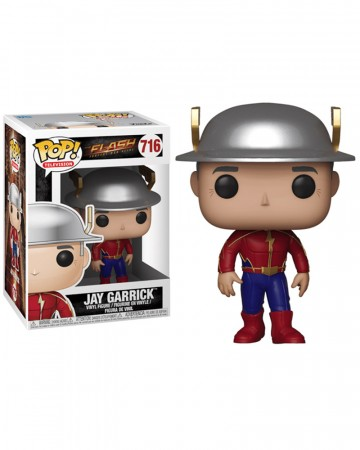 Funko Pop! Jay Garrick-Flash-716