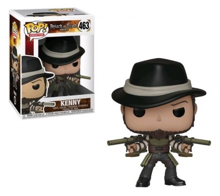Funko Pop! Kenny-Attack On Titan-463