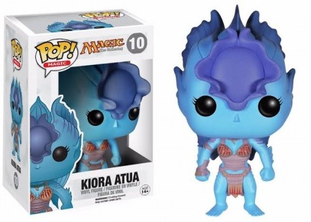Funko Pop! Kiora Atua-Magic: The Gathering-10