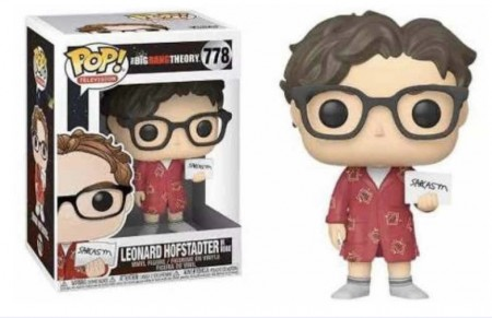 Funko Pop! Leonard-The Big Bang Theory-778