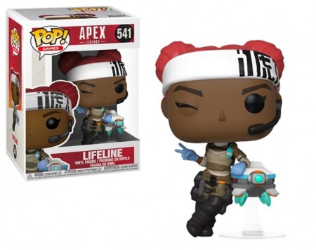 Funko Pop! Lifeline-Apex Legends-541