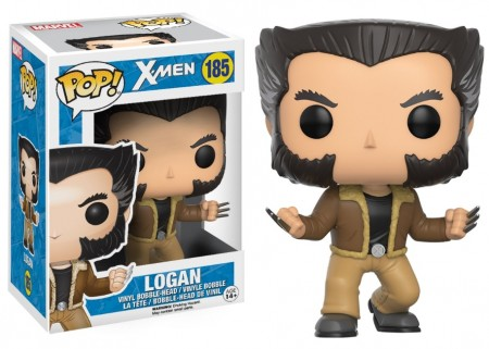 Funko Pop! Logan-X-Men-185